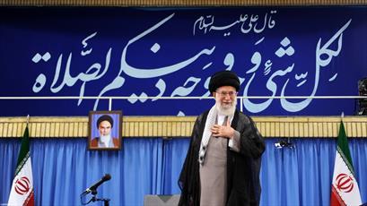 تصاویر/ دیدار ائمه جماعات مساجد استان تهران با رهبر معظم انقلاب