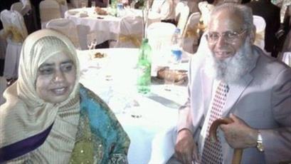 خانواده پیرمردی  که هنگام رفتن به مسجد در انگلستان  به قتل رسید:  امنیت نداریم