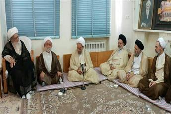 توصیههای هفتگانه آیت الله العظمی صافی به اعضای شورای عالی حوزه