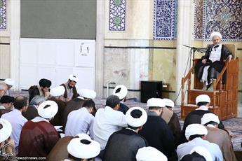 ماجرای احترام امام حسن عسکری(ع) به یک عالم
