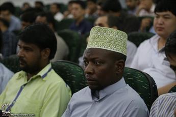 طلاب ممتاز قرآنی مجتمع آموزش عالی امام خمینی قم تجلیل شدند