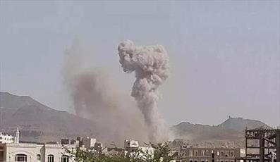 جنگنده های سعودی نقاط مختلف یمن را بمباران کردند