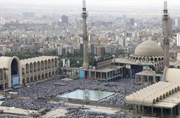 نمازجمعه تهران از ابتدای آذر در مصلای امام خمینی برگزار میشود