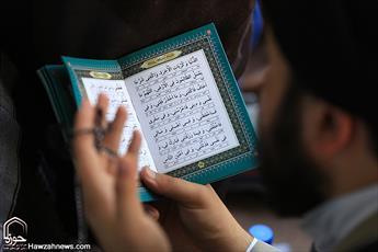 تصاویر/ شور مناجات خوانی مردم اهواز در دعای پرفیض عرفه
