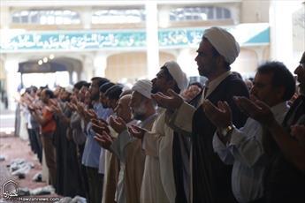 نماز عید سعید فطر در مسجد جمکران اقامه می شود