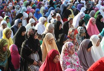 تدابیر شدید امنیتی در برگزاری نماز عید قربان در فیلیپین