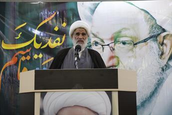 دست ما در برابر رژیم آل خلیفه بسته نیست/ برای حفظ خون مسلمین و وحدت اسلامی خویشتن داری می کنیم