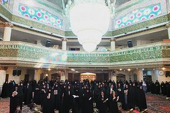 رقابت ۵ هزار بانوی قرآنی در مسابقات دارالقرآن امام علی(ع)