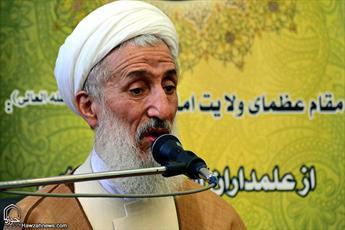 تصاویر/ مراسم بزرگداشت روز مباهله، در مدرسه آیت الله مجتهدی(ره) تهران