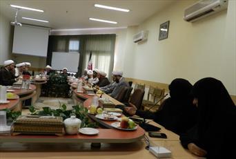 نخستین جلسه کمیته فرهنگی ستاد اربعین جامعهالمصطفی برگزار شد