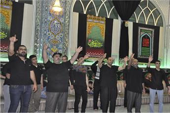 تصاویر عزاداری شیعیان بحرین در شب تاسوعا