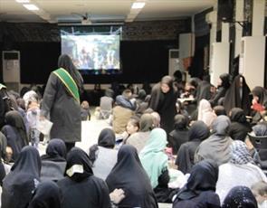 سوگواری عزاداران حسینی در روز تاسوعا در اتریش+عکس