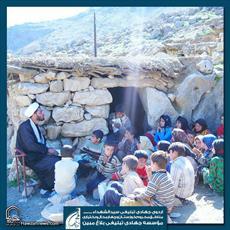 طلیعه جهاد تبلیغی و سازندگی  در مناطق محروم+ عکس