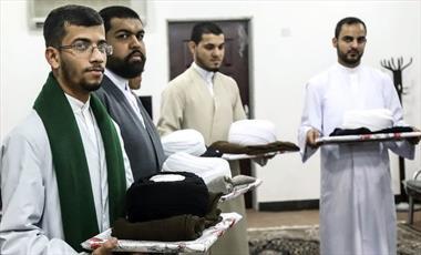 بیش از ۱۰۰ طلبه خوزستانی به کسوت روحانیت در میآیند