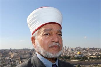 مفتی قدس: جهان  عرب مسئول حمایت از قدس با تمام توان خود است