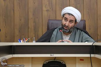 توسعه فعالیتهای مشاورهای در حوزه علمیه خوزستان