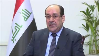 قدردانی نوری مالکی از نقش آیتالله سیستانی در کنترل بحران عراق