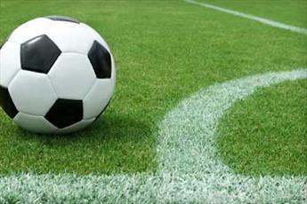 ساخت زمین فوتبال ویژه طلاب الیگودرزی