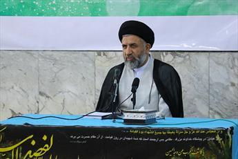 شهادت سردار سلیمانی بساط حضور آمریکا در سرزمین های اسلامی را جمع خواهد کرد