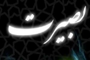 """دوره آموزشی """"راه های کسب بصیرت"""" در استان فارس برگزار می شود"""