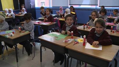 موفقیت یک مدرسه اسلامی در میان مدارس کانادا