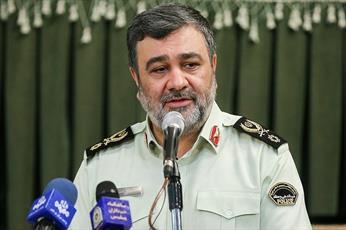 نیروی انتظامی شبانهروز برای حفظ آرامش کشور درحال تلاش است / با روحیه جهادی به دنبال برطرف کردن خلأ ها هستیم