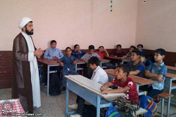 وجه مشترک حوزه و آموزش و پرورش در تعلیم، تزکیه و تربیت نسلها ست