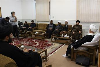 فعالیت تبلیغی فرهنگی  ۵۰ مبلغ در موکب  امام زاده علی بن جعفر(ع)