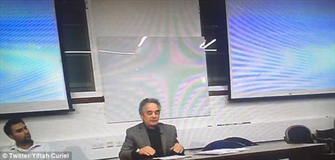 خشم اسرائیل از سخنرانی ضدصهیونیستی در دانشگاه سواس لندن