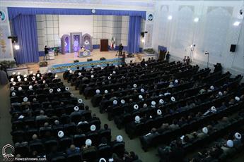 فیلم/اجلاس استانی نماز در قم و کاهش آسیب های اجتماعی