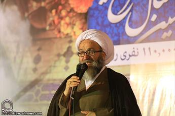 «ضیافت علوی» منشأ خیر و برکت است / مردم خوزستان در راه ولایت ثابت قدم هستند