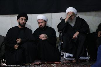 تصاویر/ بزرگداشت آیت الله العظمی شاه آبادی