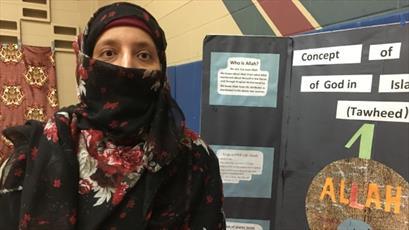 نمایشگاه میراث اسلامی در مرکز اسلامی کانادا