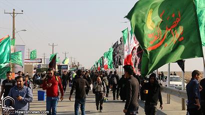 بررسی جزئیات اربعین حسینی ۹۶ در ستاد مرکزی خوزستان