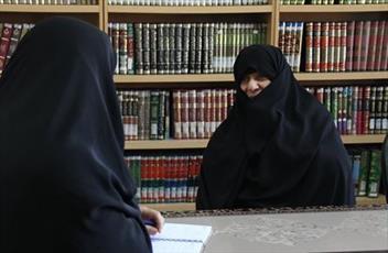 حجاب نماد و پرچم اسلام است