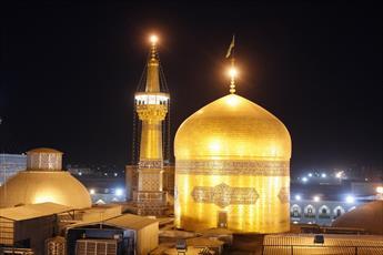 برگزاری اردوی  مدرسه  امام خمینی(ره) اهواز در مشهد