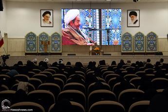 تصاویر/ نشست مشترک جامعه الزهرا(س) و آموزش و پرورش