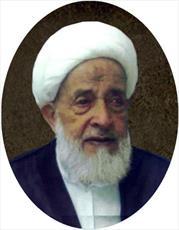 حجت الاسلام و المسلمین حاج شیخ مرتضی فهامی  درگذشت