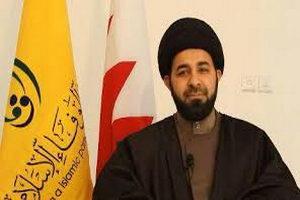 یورش نیروهای آلخلیفه به منزل سید السندی رهبر جنبش الوفاء بحرین