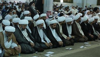 علمای بحرین با اعتصاب کنندگان اعلام همبستگی کرده و خواستار توقف جنایت ها در زندان شدند