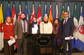 درخواست مسلمانان کانادا از دولت برای مبارزه با اسلامهراسی