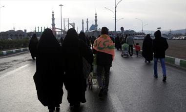 اجتماع عظیم منتظران ظهور در مسجد مقدس جمکران