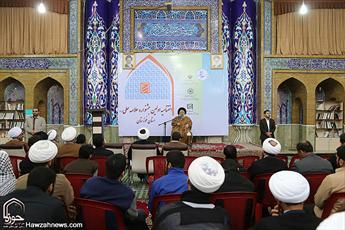 آیین تقدیر از برگزیدگان نخستین جشنواره استانی علامه حلی برگزار شد