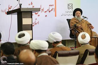 نهضت علمی مباحثه را در حوزه خوزستان ایجاد میکنیم