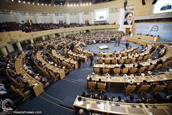 سی و دومین کنفرانس وحدت اسلامی آغاز شد