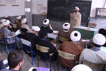 کارگاه آموزشی کتاب الاساس فی اصول الفقه برگزار شد