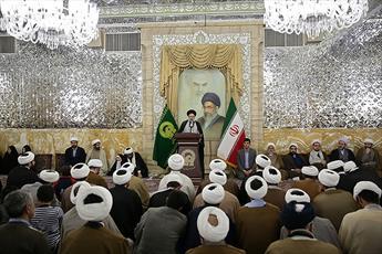 وحدت، راهبرد اساسي امت مسلمان است