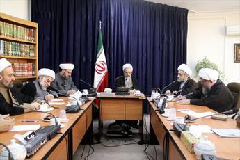 گروهی از علمای لبنان با مدیر حوزه های علمیه دیدار کردند