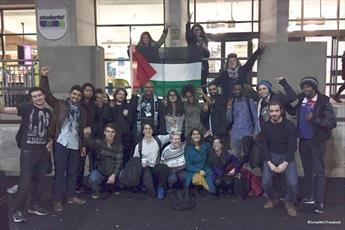 بزرگترین اتحادیه دانشجویی انگلستان اسرائیل را بایکوت کرد