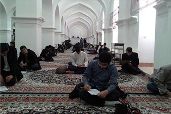 امتحانات پایان ترم مدارس علمیه کردستان تا اطلاع ثانوی لغو شد